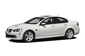 2008 pontiac g8 gt 4dr sedan specs and prices