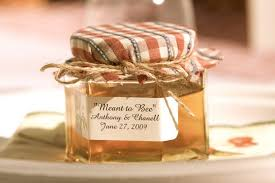 honey jar favors wedding ideas wedding ideas honey jar favors use cloth that
