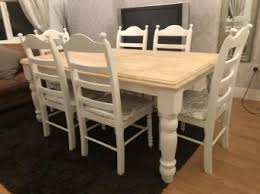 shabby chic farmhouse table shabby chic farmhouse table second hand household furniture buy
