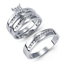 titanium wedding band sets wedding band setswedding ring centre wedding concepts