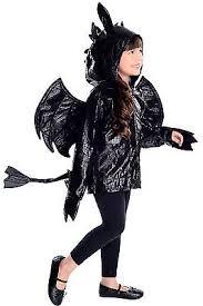 Toothless Dragon Halloween Costume Fire Breathing Dragon Halloween Costume Collection Ebay