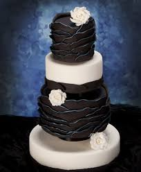 black and white wedding cakes special wednesday unique wedding cakes for you