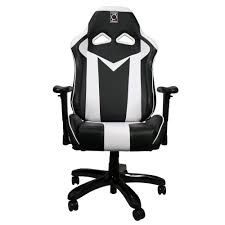 Gaming Desk Chairs by Zqracing Rebel Series Gaming Office Chair White Black Zqracing