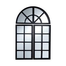 Ideas Design For Arched Window Mirror Arched Window Pane Mirror Home Design Ideas