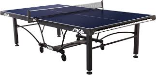 black friday ping pong table deals stiga master series st4100 indoor table tennis table s