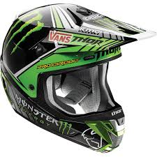 monster motocross jersey thor verge pro circuit monster energy helmet fortnine canada