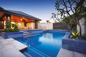 modern swimming pools designs backyard landscaping ideas home