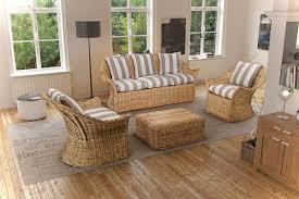 meubles en bambou idées déco rotin design