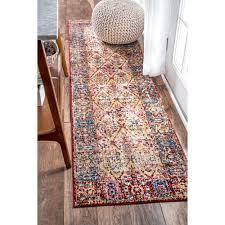 nuloom vintage floral medallion kermit rug