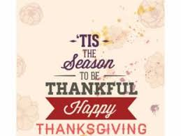 free vector season to be thankful happy thanksgiving poster free