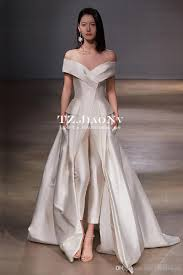 stylish dresses in 2017 new line of wedding stylish dress simple and satin