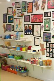 Home Daycare Ideas For Decorating 142 Best Displaying Children U0027s Art Images On Pinterest Home