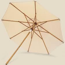Teak Patio Umbrella by Royal Teak 10 Ft Deluxe Patio Umbrella Hayneedle