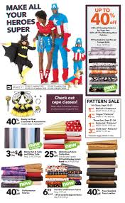 halloween city hurst texas jo ann fabric and craft store weekly ad