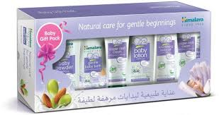 Baby Gift Sets Baby Gift Pack Natural Care For Gentle Beginnings Himalaya Since