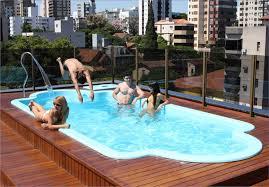 in ground swimming pool fiberglass outdoor napoli bellagio