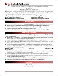 Resume Sample Creative by Creative Director Resume Sample Free Resume Example And Writing