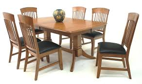 Folding Dining Table Set Alluring Dining Table Design Decor Very Practical Expandable Glass