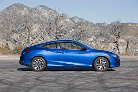 honda civic lx review 2016 honda civic coupe test review motor trend