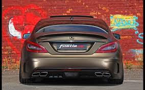 mercedes of germany 2014 fostla tunning car supercar germany mercedes cls 350 cdi