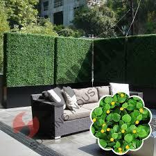 fire retardant faux hedge balcony privacy screen buy balcony