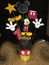 mickey mouse center pieces mickey mouse birthday party ideas mickey mouse birthday mickey