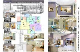 emergency room floor plan professional design and construction