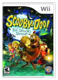 amazon com scooby doo and the spooky swamp nintendo wii video