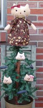 cat tree topper decoration
