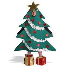 buy christmas tree with shoe boxes costume