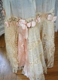 Curtains With Ribbons Shabby Chic Curtains And Window Dressing Ideas The Shabby Chic Guru