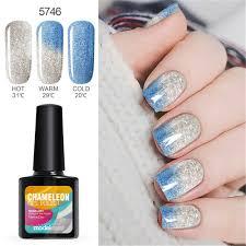 aliexpress com buy modelones 10ml temperature change nail gel