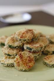 Fried Parmesan Addictive Veggie Snack Fried Panko Parmesan Zucchini Chips U2013 12
