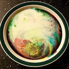 milk and dish soap colour explosion simple toddler recipes