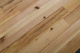 caribbean pine 3 4 x 7 rustic unfinished solid hardwood