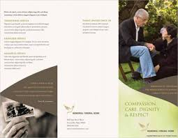 memorial brochure template 12 funeral service brochure templates free psd ai eps format