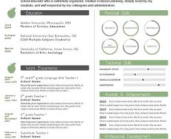 Teacher Resumes That Stand Out Classy Design How To Make Resume Stand Out 5 25 Best Ideas About