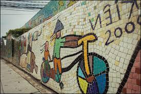 hanoi ceramic mosaic mural wikipedia