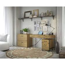 Kathy Ireland L Shaped Desk Kathy Ireland Desk Home By Martin Loft Black Pedestal Computer