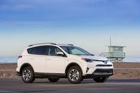 toyota all cars 2016 toyota rav4 hybrid first test review motor trend