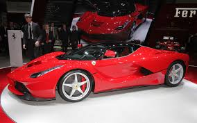 first ferrari first look ferrari laferrari automobile magazine