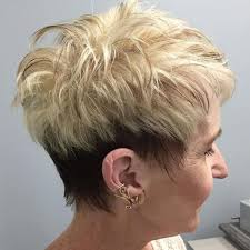 red short cropped hairstyles over 50 90 classy and simple short hairstyles for women over 50 blonde