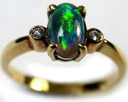 black opal engagement rings black opal wedding rings black opal wedding rings the best opal