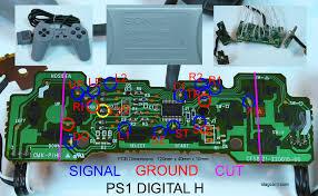 diagrams 808497 logitech ps2 controller wire diagram schematics