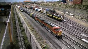 ho scale yard