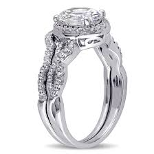 overstock wedding ring sets engagement rings silver engagement rings silver engagement rings