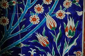 Ottoman Tiles Bloom Of Empire The Ottoman Tulip Mediaevalmusings