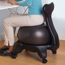 Pilates Ball Chair Size by Furniture Gaiam Balance Ball Chair Balance Ball Office Chair