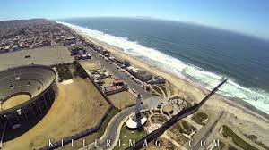 Map Of Tijuana Mexico by Usa Mexico Border Aerial Video Tijuana Sept 2013 Youtube