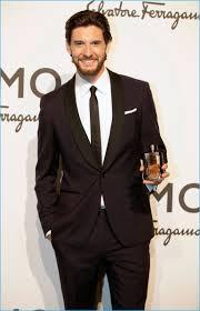 Ben Barnes House Ben Barnes For Salvatore Ferragamo Uomo Fragrance Campaign